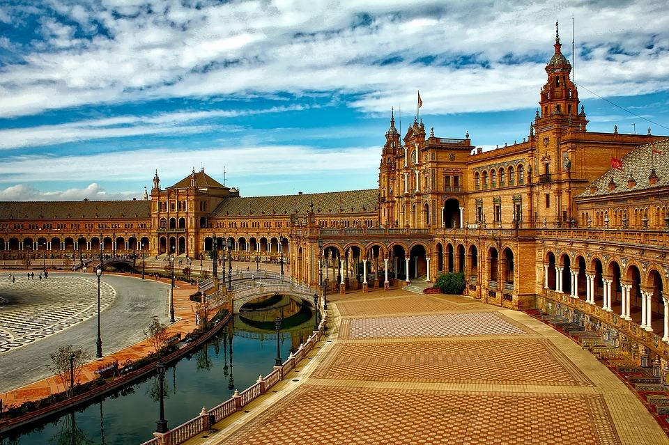 Grandes ciudades andaluzas. visitar Sevilla y que ver en Sevilla