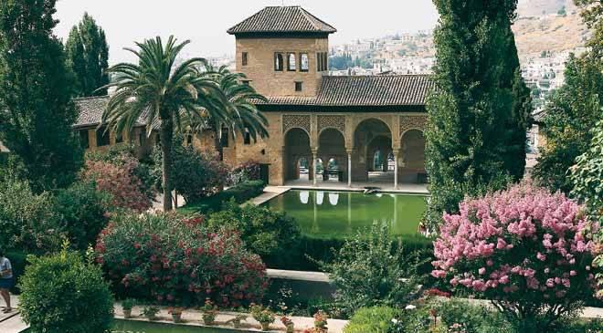 Que ver en la Alhambra