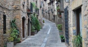Calle de Aínsa