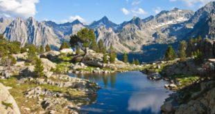 Lago del Vall de Boi