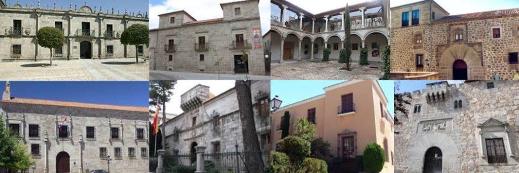 Palacios y Casas Señoriales Avila
