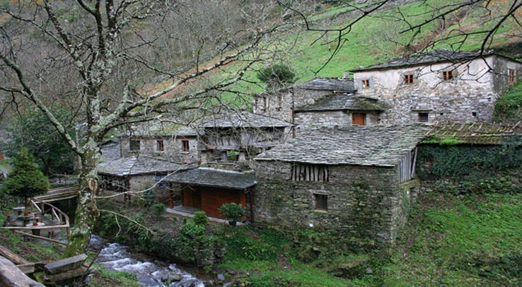 Pueblos abandonados. Turismo de interior de Asturias