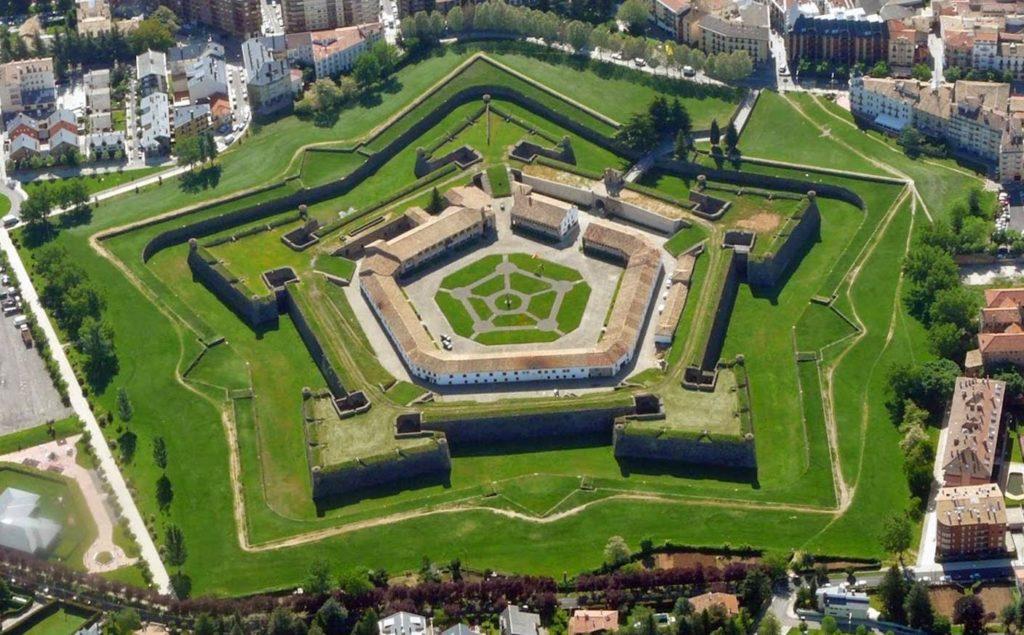 Ciudadela de Jaca. Ruta de los castillos de Huesca