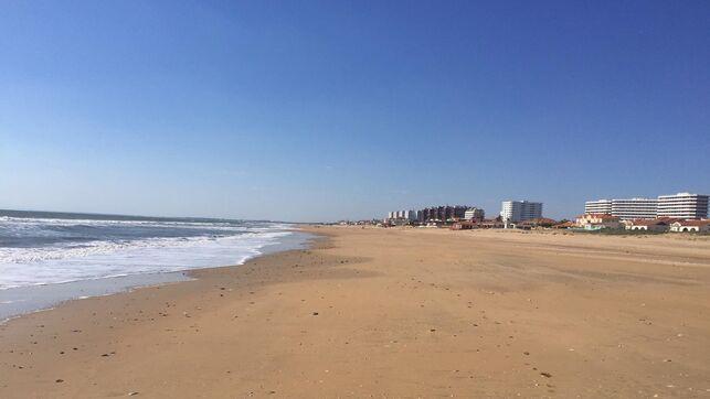 Punta Umbría, Playas de Huelva