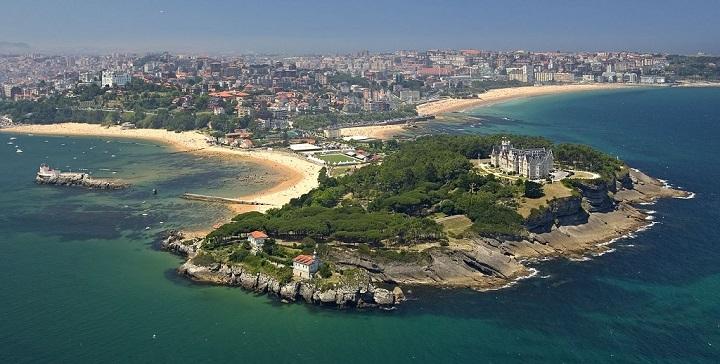 Bahía de Santander, lugares más exclusivos.