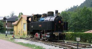 Antigua locomotora, Vía verde