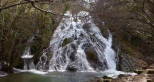 Cascada de Herrerías