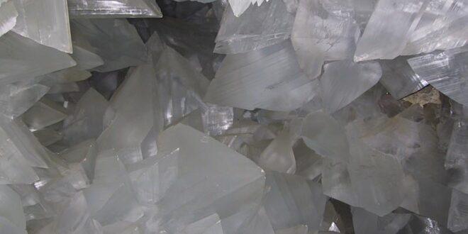 La espectacular La Geoda de Pulpi