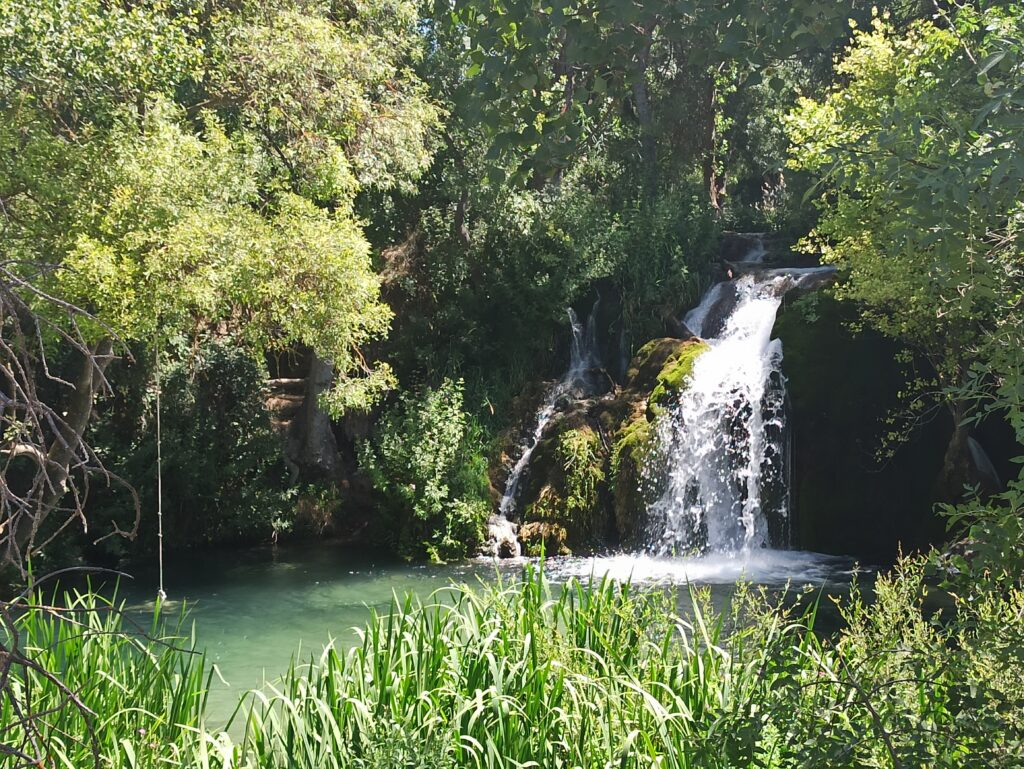 Bonita Cascada de Mandayona