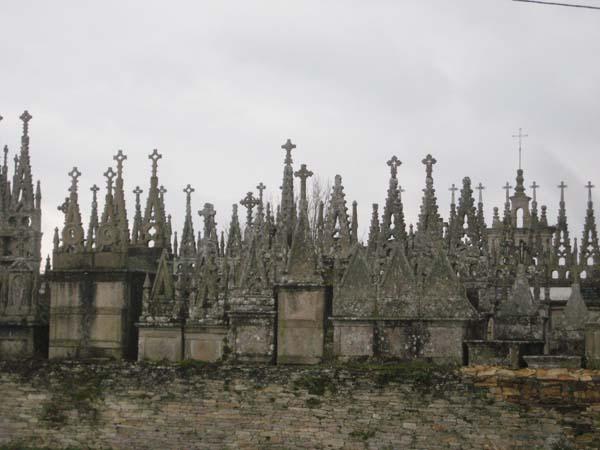 Cementerio gótico de Terra Cha