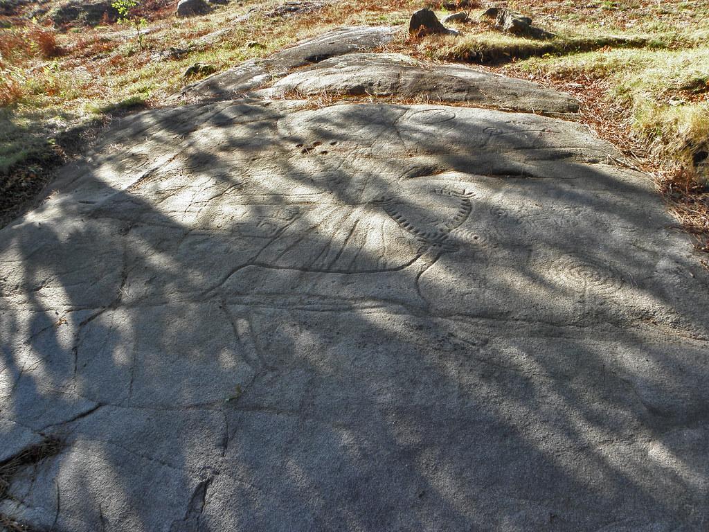 Petroglifos de Campo Lameiro flickr amainos