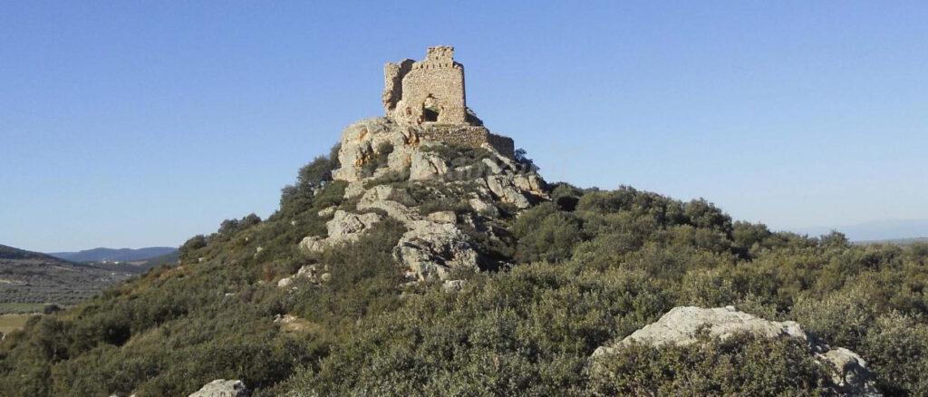 Castillo de dos hermanas