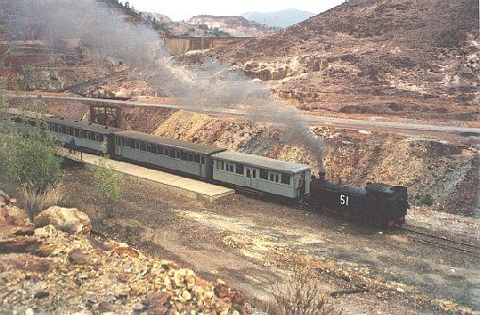 ferrocarril de río Tinto
